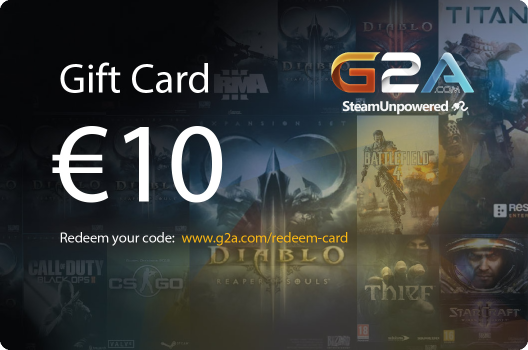 Where to buy g2a gift cards