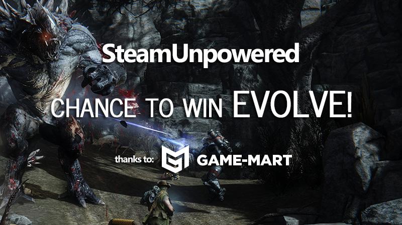 Evolve Giveaway