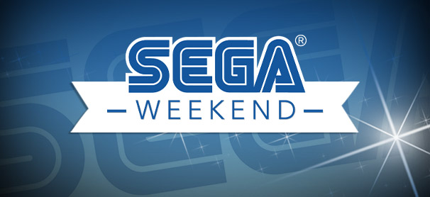 GMG Sega Weekend