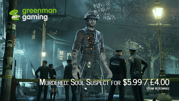 Murdered Soul Suspect GMG