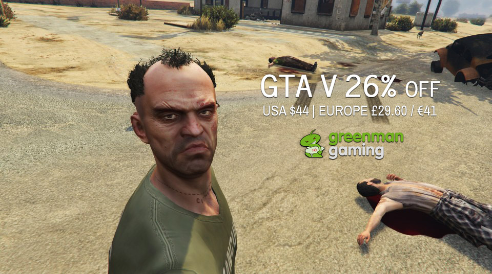 GTA V CHEAPER ON GMG