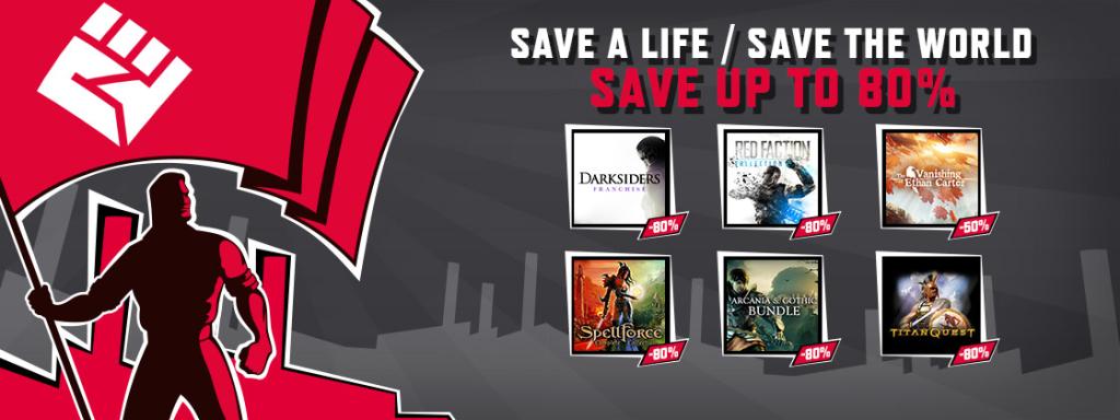 Games Republic Birthday Sales
