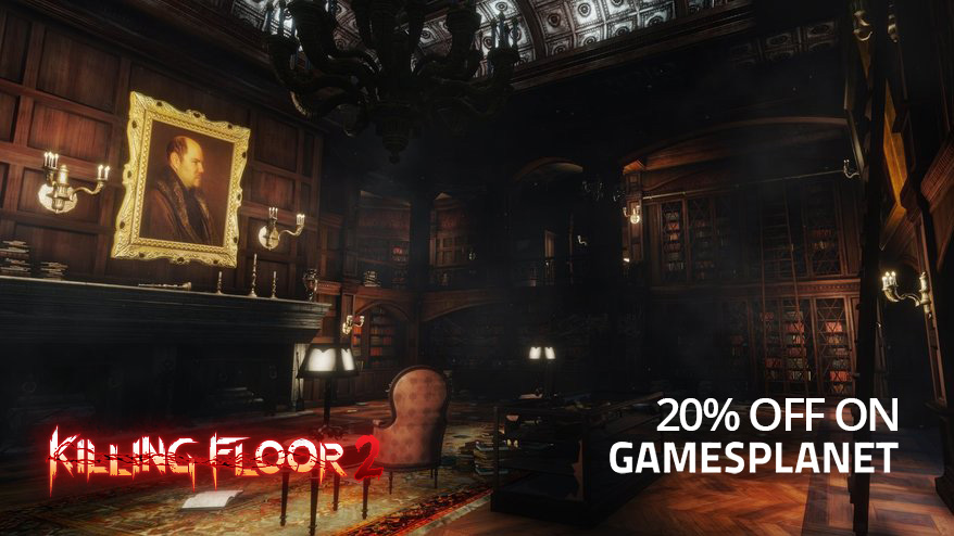 Killing Floor 2 Manor