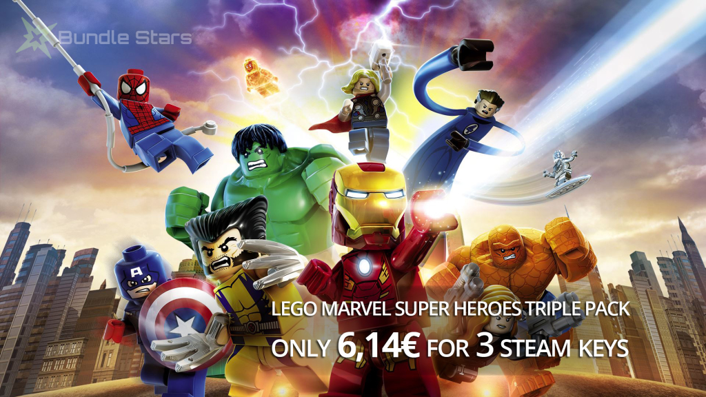 LEGO MARVEL DEAL