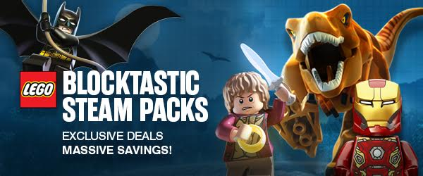 Amazing LEGO deals on Bundle Stars