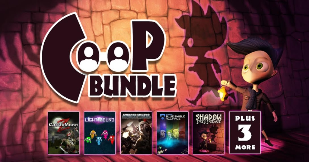 Coop Bundle on Bundle Stars