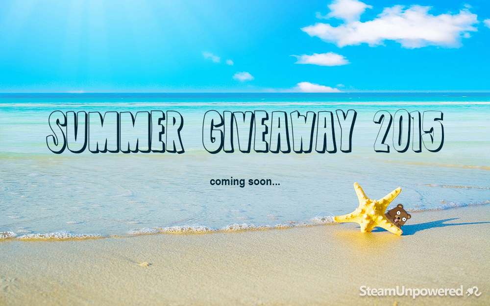 Summer Giveaway 2015