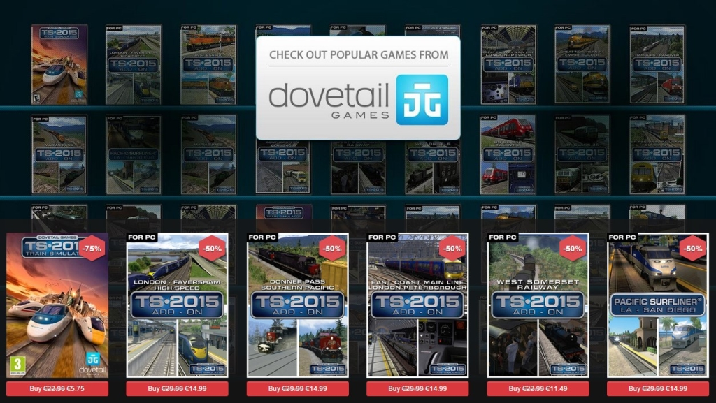 Train Simulator D2D