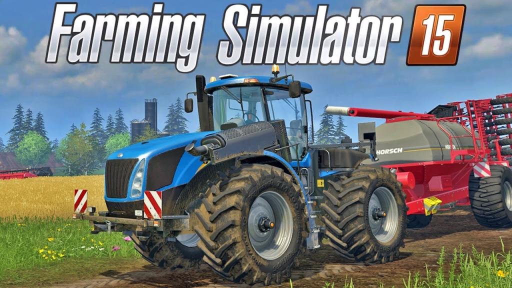 Farming Sim 2015