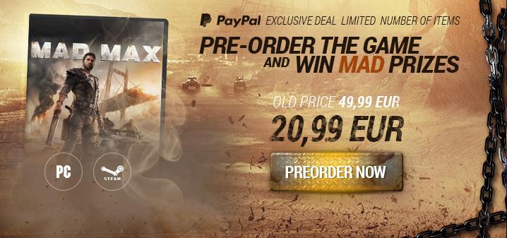 Mad Max Promo