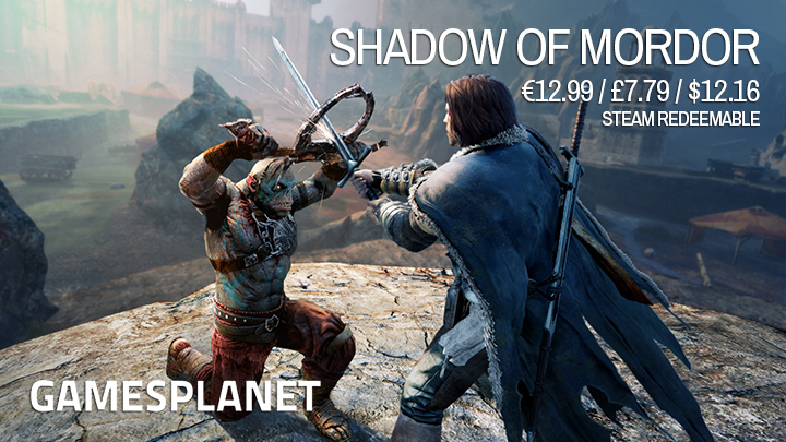 Shadow of Mordor Cheap