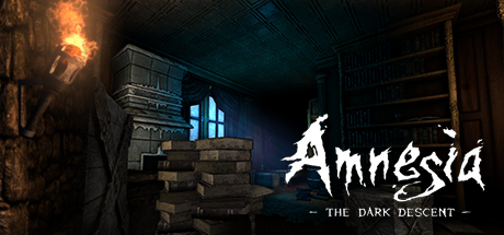 Amnesia for free on Steam