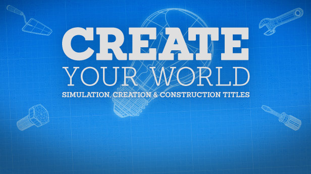 Create Your World Sale
