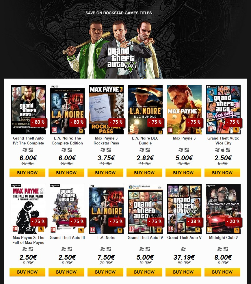 DLGAMER WEEKLY SALE