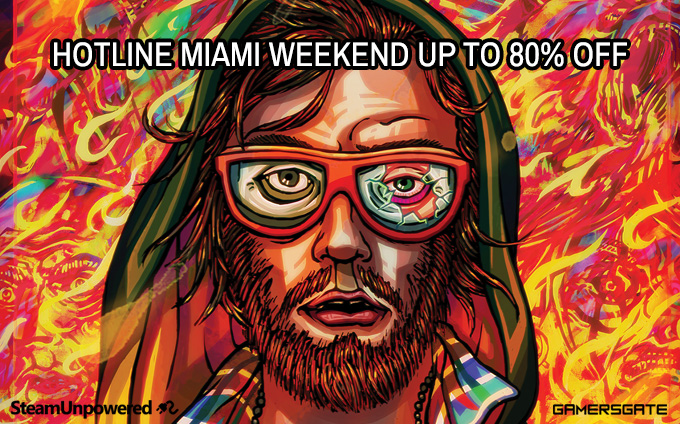 Hotline Miami Weekend Sale