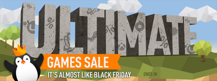 Ultimate Games Sale