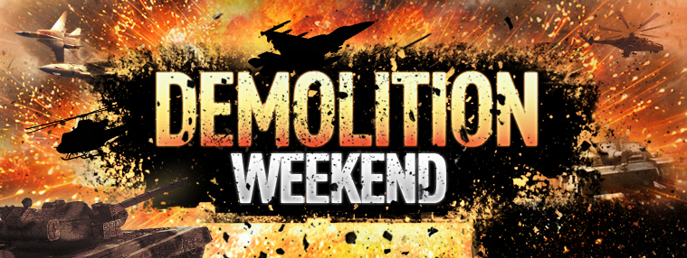 Demolition Weekend