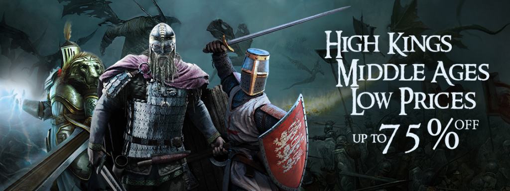 Hig Kings Middle Ages Low Prices