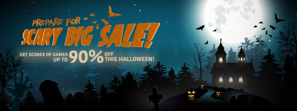 Scary Big Sale