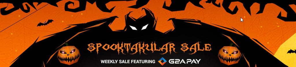Spooktakular Sale