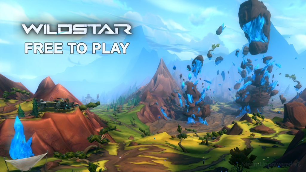 Wildstar Free To Play F2P