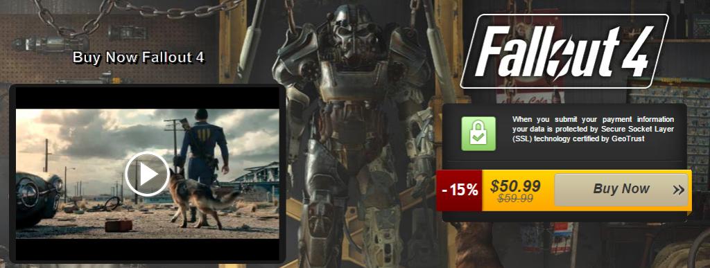 Fallout 4 DLGamer