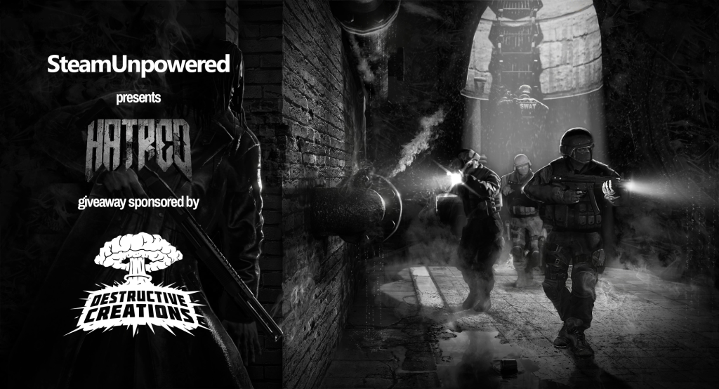 Hatred Giveaway