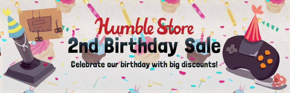 Humble Birthday Bundle