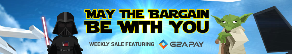 May The Bargain Be With You