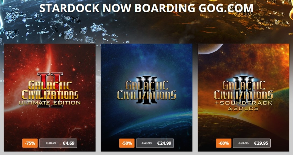 STARDOCK GAMES