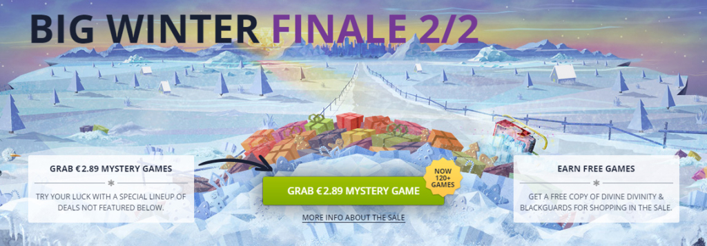 Big Winter Finale