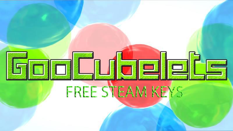 GooCubelets FREE Steam key!
