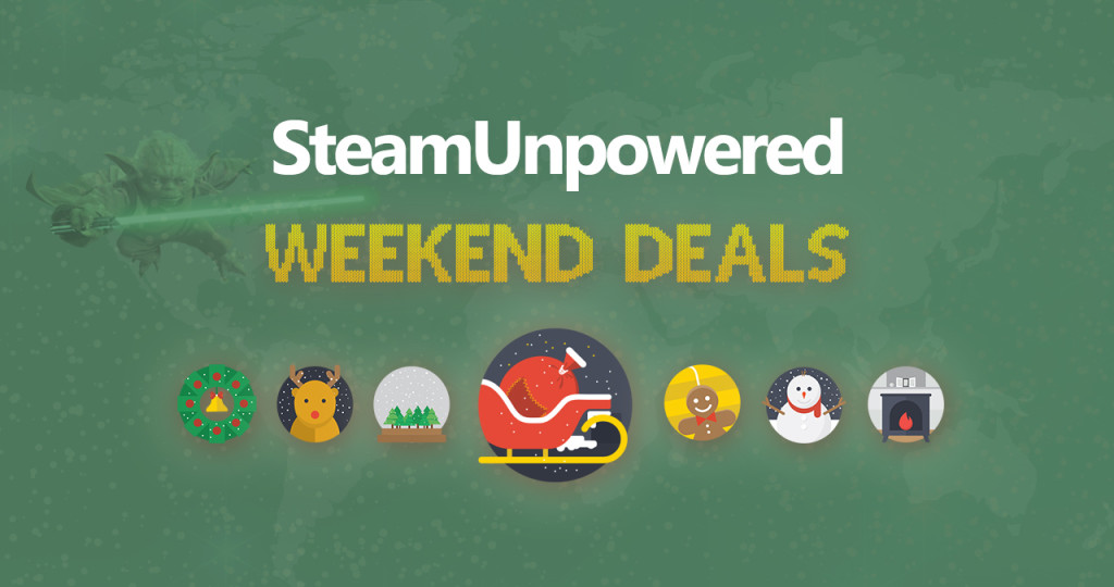 Weekend Deals December
