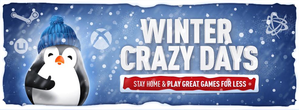 Winter Crazy Days
