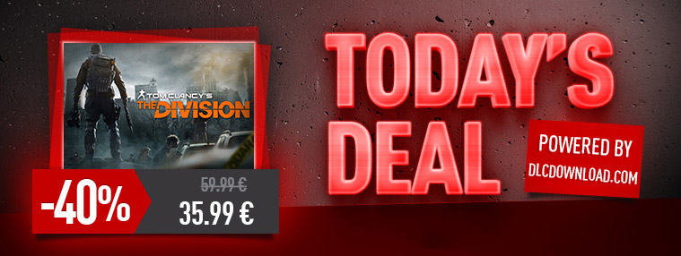 Today's Deal The Division