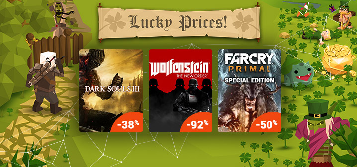 Lucky Prices WEEKEND SALE G2A