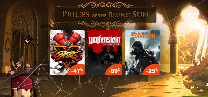 Prices Of The Rising Sun Sale