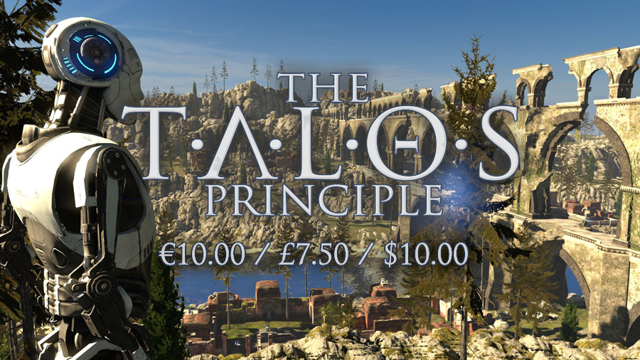 Talos Principle SteamUnpowered GamersGate Sale