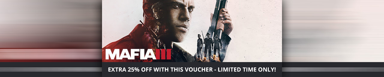 Mafia 3 cheaper than steam