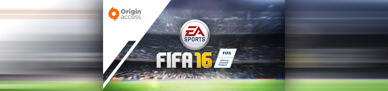 Origin Access FIFA 16