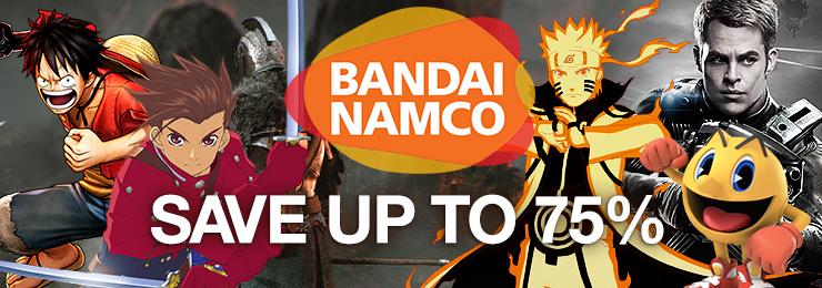 Bandai Namco Week