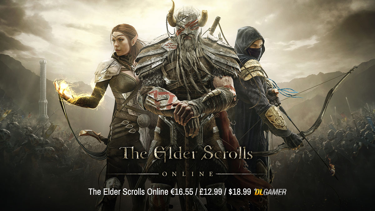 The Elder Scrolls Online Cheaper DLGamer