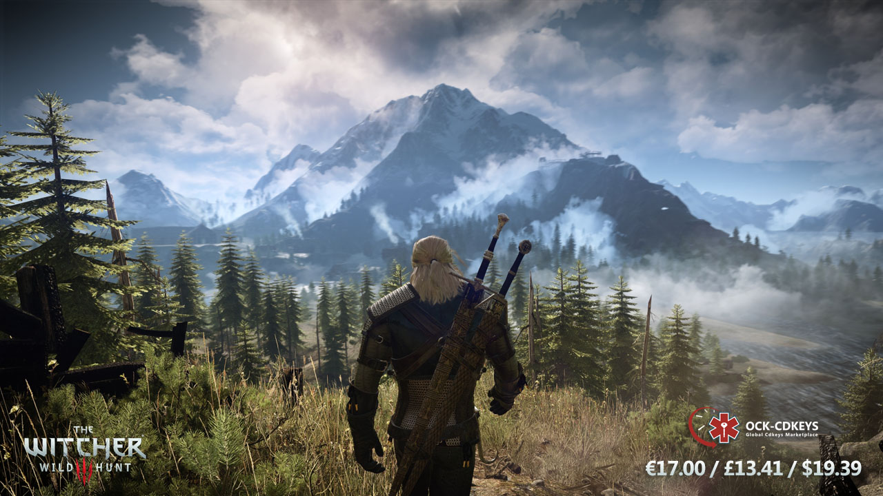 The Witcher 3 Deal Sale OCK-CDKEYS