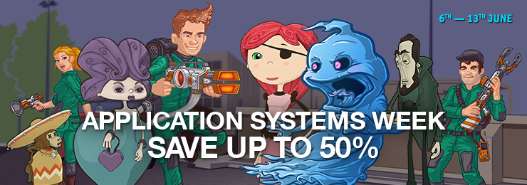 Application Systems Week Save Up To 50%