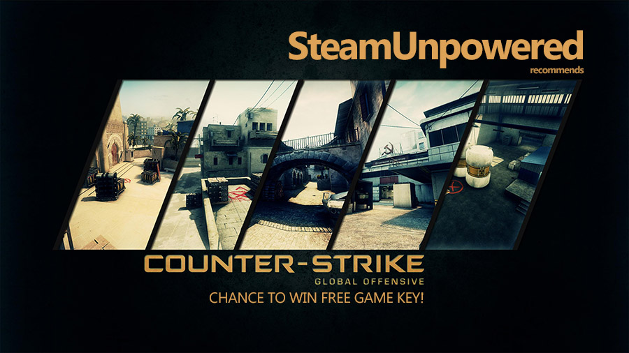 Giveaway: Chance to win 1 of 20 CS:GO keys! | SteamUnpowered