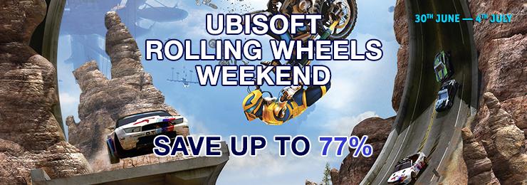 Ubisoft Rolling Wheels Weekend