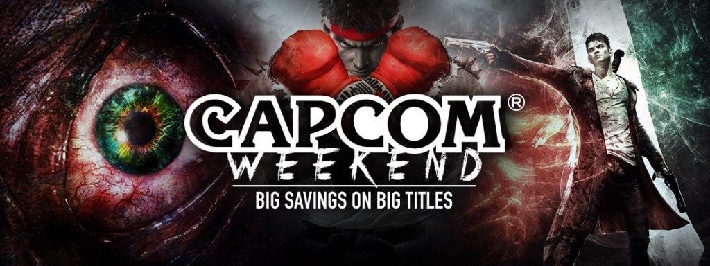 Capcom Weekend