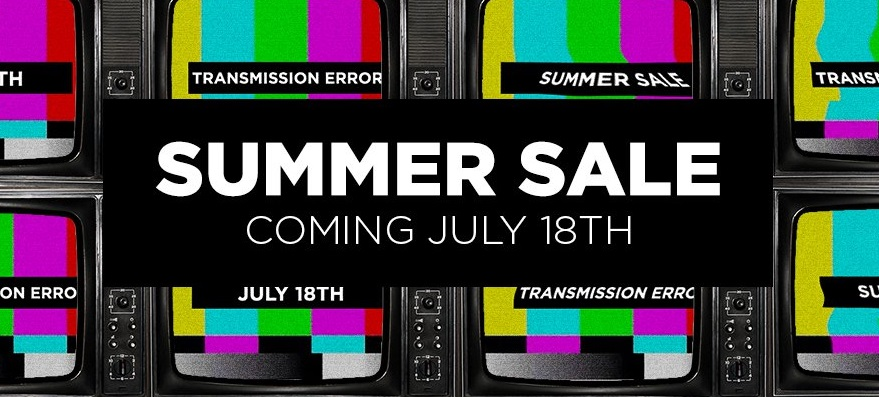 GMG Summer Sale 2016 is coming