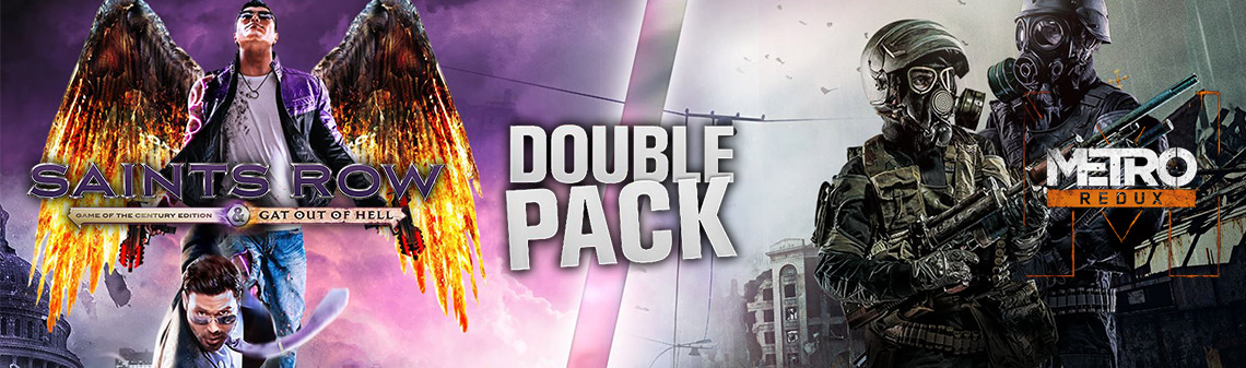 SR4 Metro Double Pack