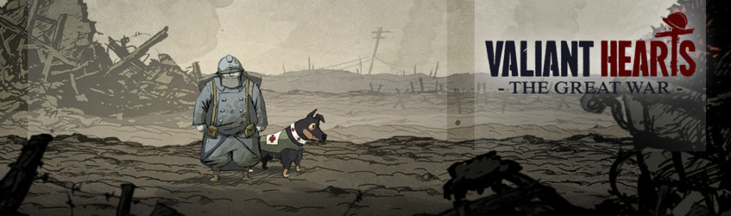 Valiant Hearts The Great War